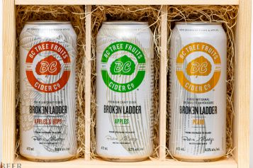 BC Tree Fruits Launches Pear and Hopped Ciders in Time for Summer