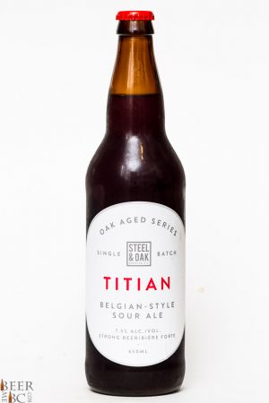 Steel & Oak Titian Belgian Style Sour Review
