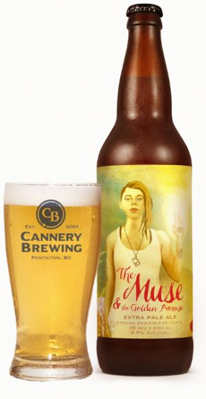 Cannery Muse and Golden Promise