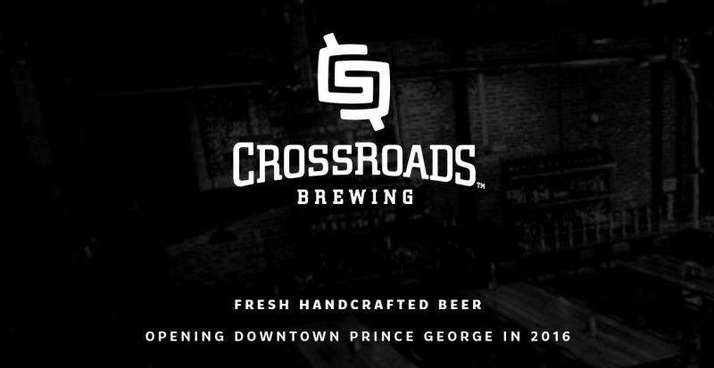 Cross Roads Brewery - Prince George BC
