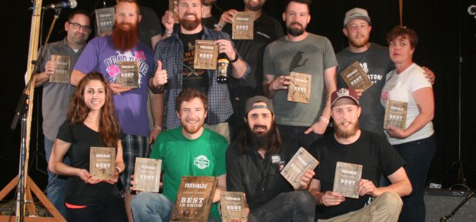 2016 Okanagan Fest of Ale a Great Success – Winners of Fest Of Ale Beer Awards