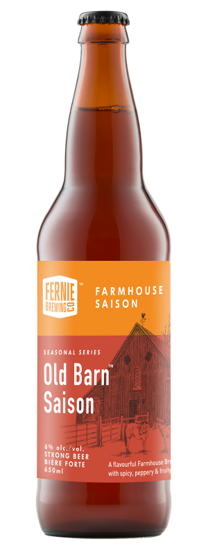 The Fernie Brewing Old Barn Saison