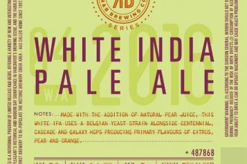 R&B Brewing Releases White India Pale Ale in Mt. Pleasant Series