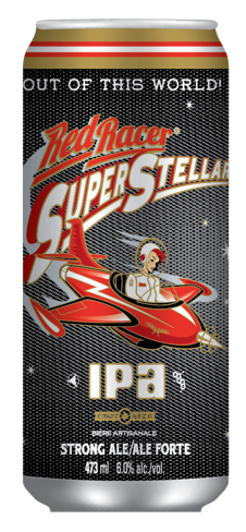 Red Racer Super Stellar IPA