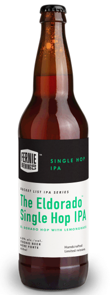 The Fernie Brewing Eldorado IPA