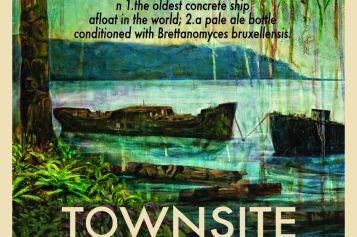 The Townsite HULK Brew Transforms Into Peralta Pale Ale