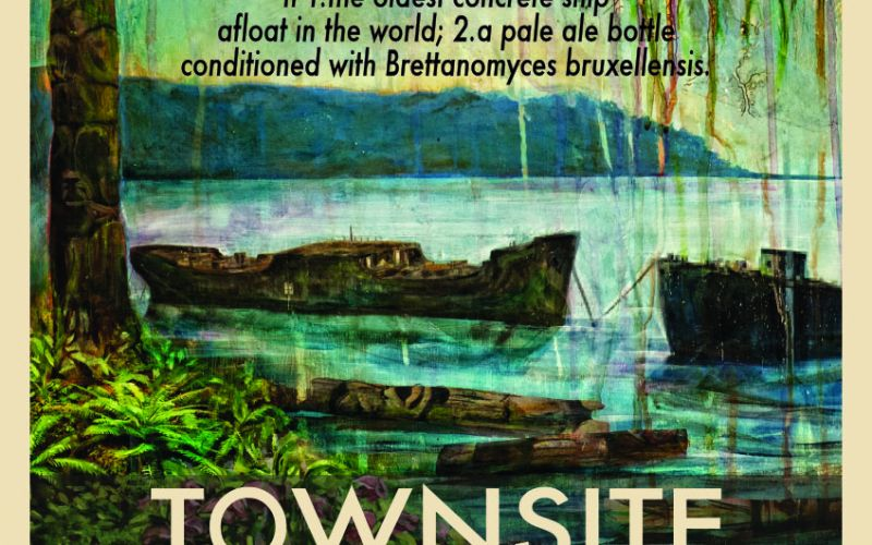 The Townsite HULK Brew Transforms Into Peralta Pale Ale