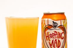 Central City Brewing – Hopping Mad Cider Radler