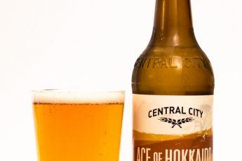 Central City Brewing – Ace of Hokkaido Golden Ale