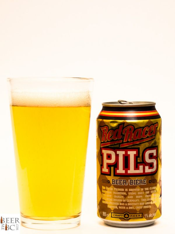 Central City Brewing Pilsner