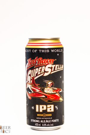 Central City Brewing Super Stellar IPA Can