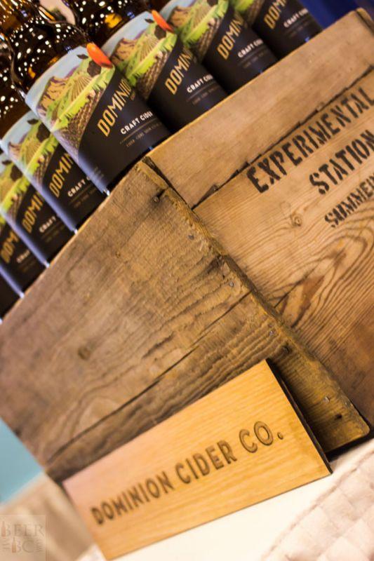 Okanagan Fest of Ale 2016 Dominion Cider Co