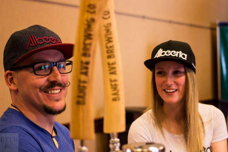 Okanagan Fest of Ale 2016 Banff Ave Brewing
