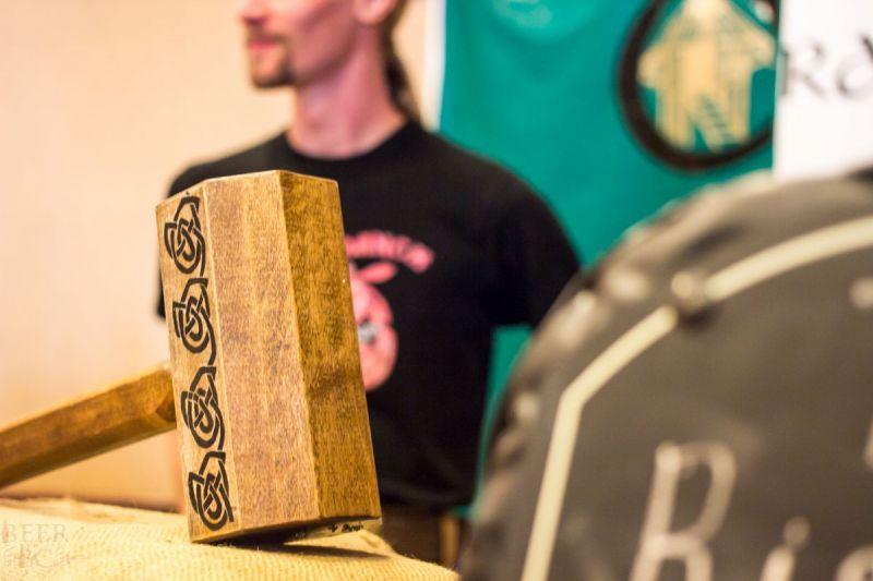 Okanagan Fest of Ale 2016 Crannog Brewing