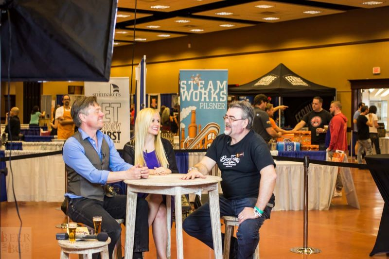 Okanagan Fest of Ale 2016 Bad Tattoo Interview