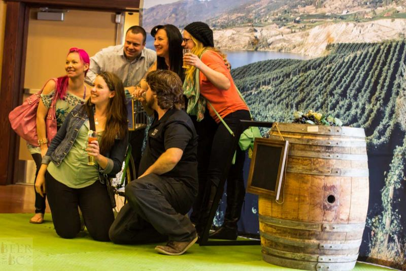 Okanagan Fest of Ale 2016 Photo Booth