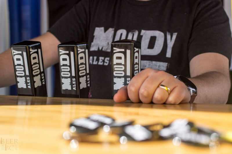 Okanagan Fest of Ale 2016 Moody Ales