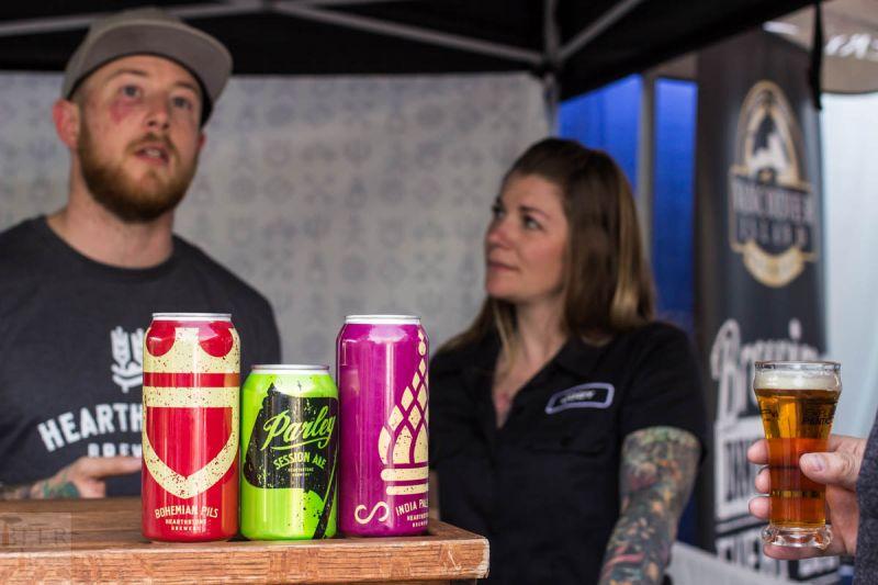 Okanagan Fest of Ale 2016 Hearthstone Brewing