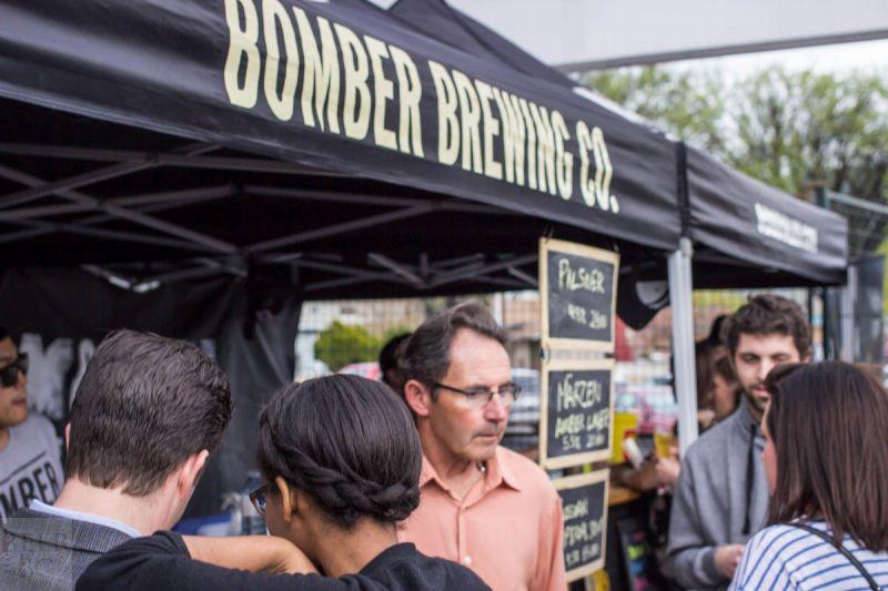 Okanagan Fest of Ale 2016 Crowd 4