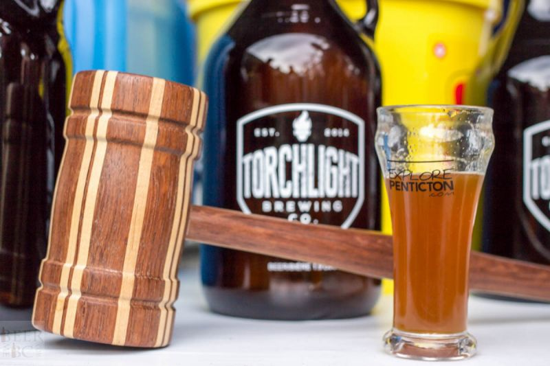 Okanagan Fest of Ale 2016 Torchlight Brewing