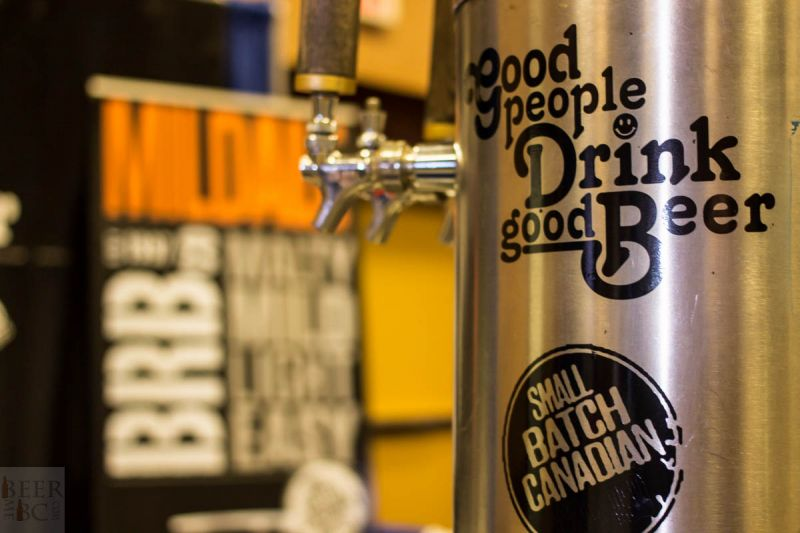 Okanagan Fest of Ale 2016 BRB Brewing