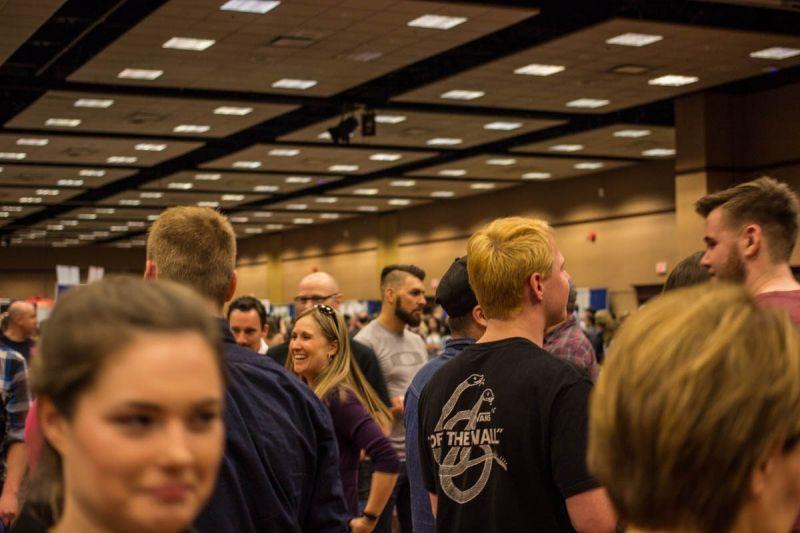 Okanagan Fest of Ale 2016 Crowd