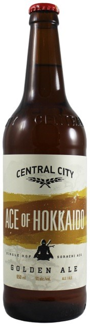 Central City Brewing Ace of Hokkaido