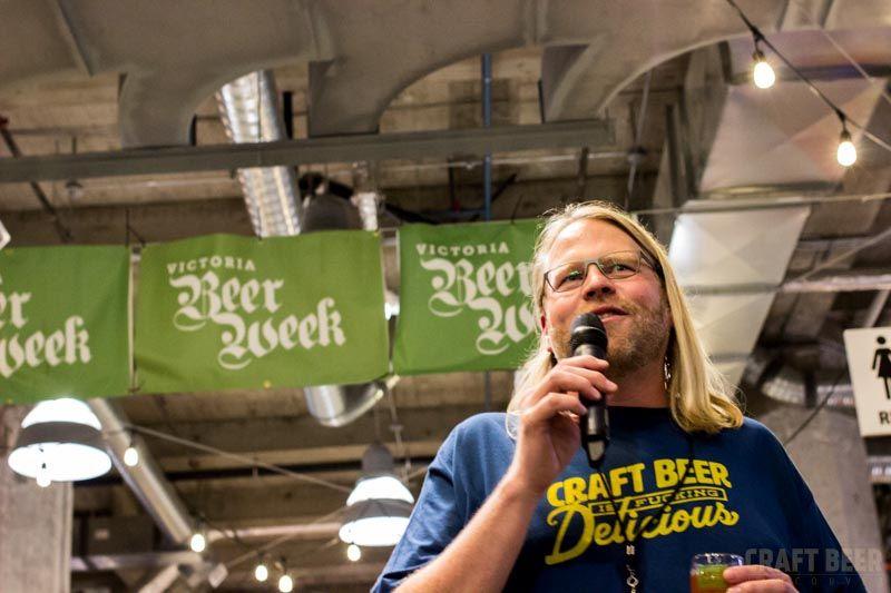 Victoria Beer Week - Joe Wiebe