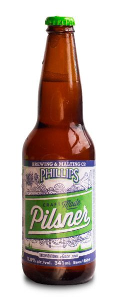 Phillips Brewing Pilsner