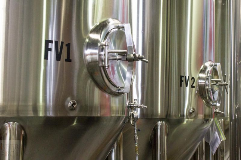 Ravens Brewing Company - Fermentation Vessels