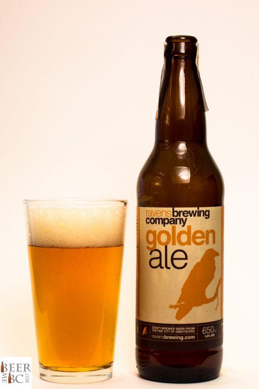 Ravens Brewing Golden Ale