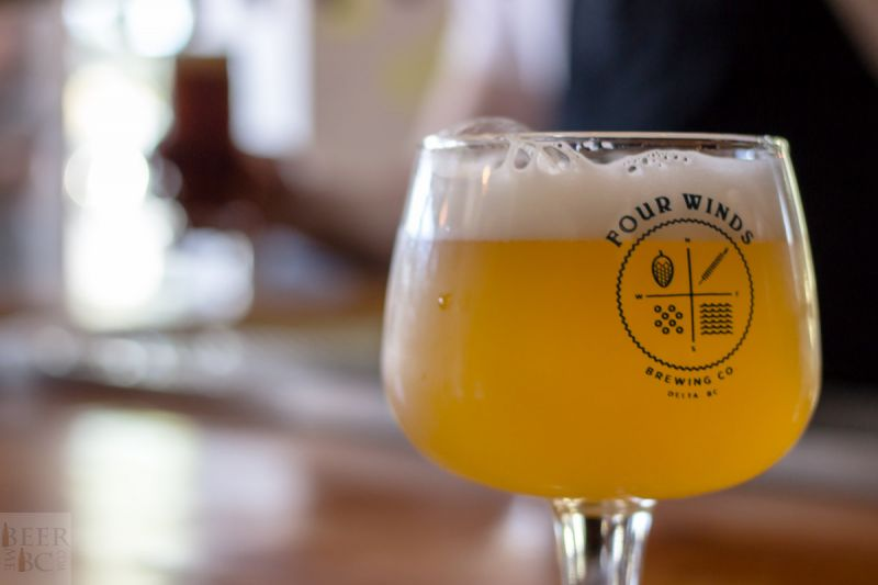 Vine and Hops Four Winds Berliner Weisse