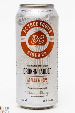 BC Tree Fruits Cider - Apples & Hops Review