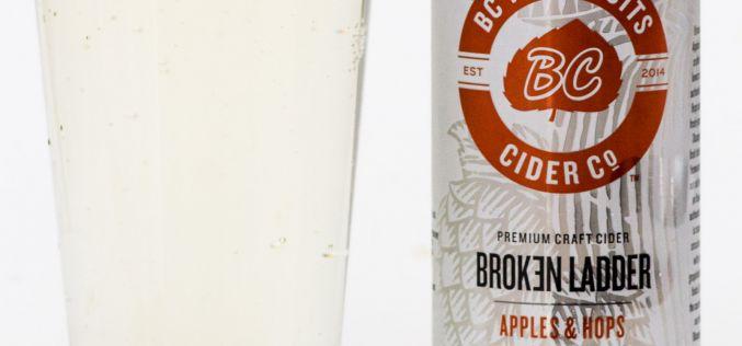 BC Tree Fruits Cider Co. – Broken Ladder Apples & Hops Cider