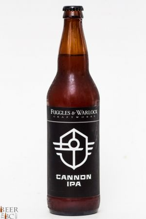 Fuggles & Warlock Cannon IPA Review