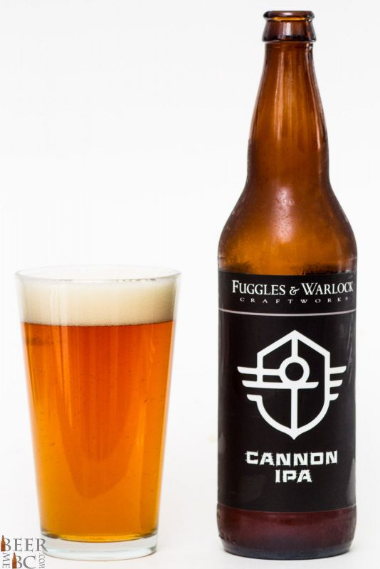 Fuggles & Warlock Cannon IPA Review