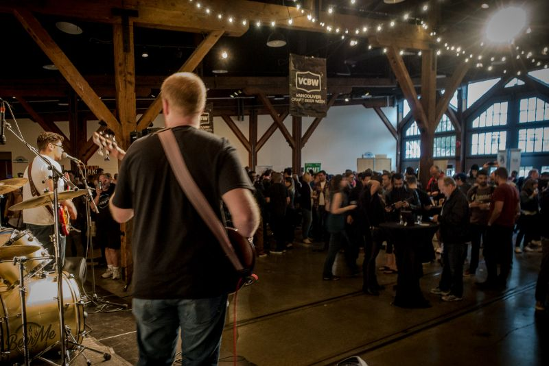 2016 VCBW opening event at Roundhouse Muse