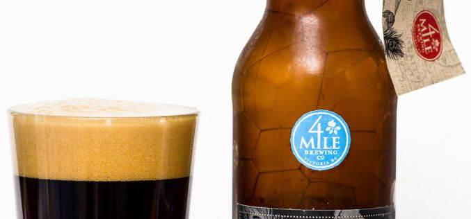 4 Mile Brewing Co. – Bourbon Oak Aged Scotch Ale