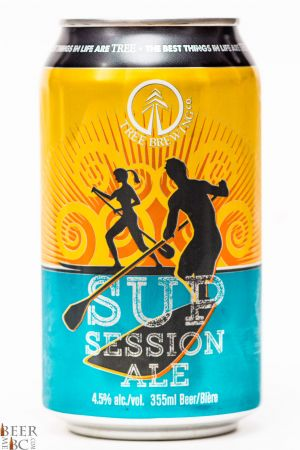 Tree Brewing Co SUP Session Ale Review