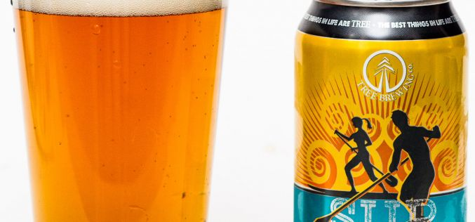Tree Brewing co. – SUP Session Ale