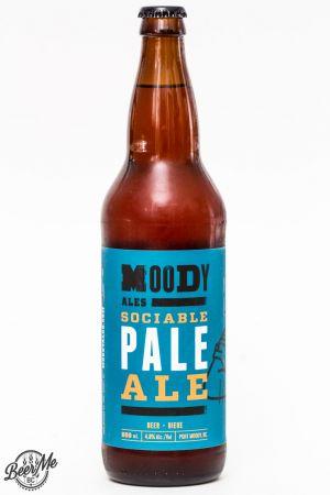 Moody Ales - Sociable Pale Ale Review