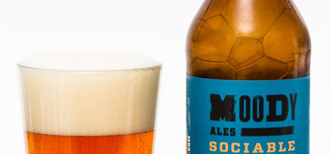 Moody Ales – Sociable Pale Ale