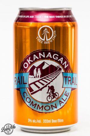 Tree Brewing Okanagan Rail Trail Common Ale Review