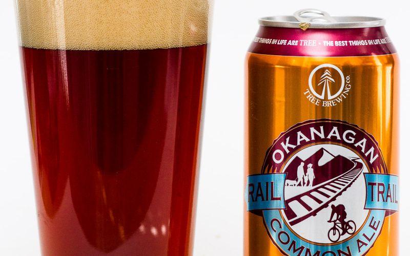 Tree Brewing Co. – Okanagan Rail Trail Common Ale