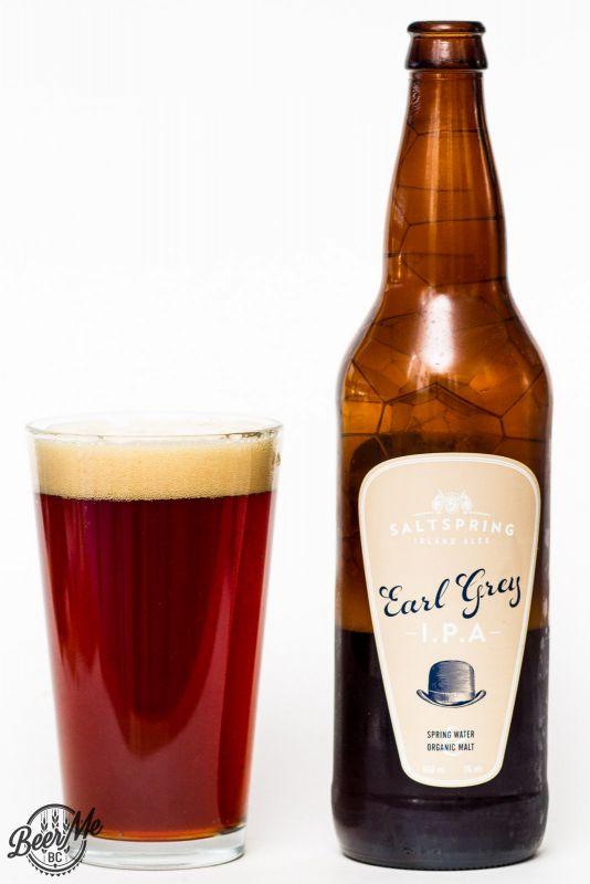 Saltspring Island Ales Earl Grey IPA Review