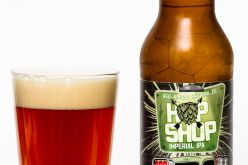 Red Arrow Brewing Co. – Hop Shop Imperial IPA