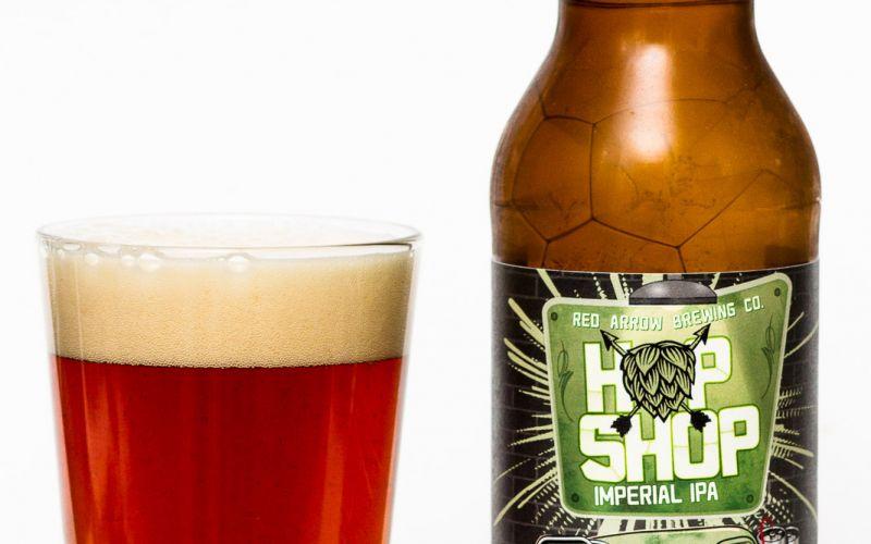 Red Arrow Brewing Co. – Hop Shop Imperial IPA