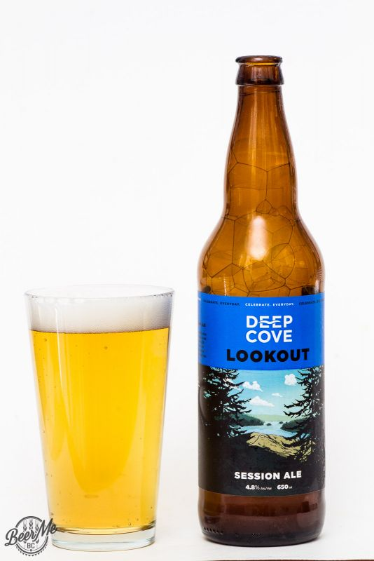 Deep Cove Brewers - Lookout Session Ale Review