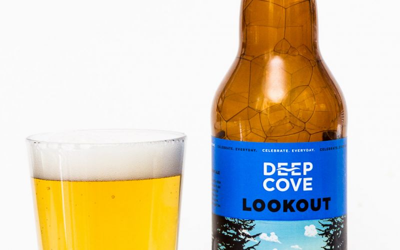 Deep Cove Brewers – Lookout Session Ale