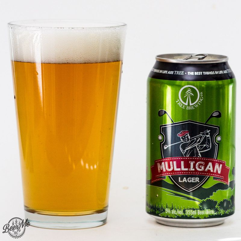 Tree Brewing Mulligan Lager Review